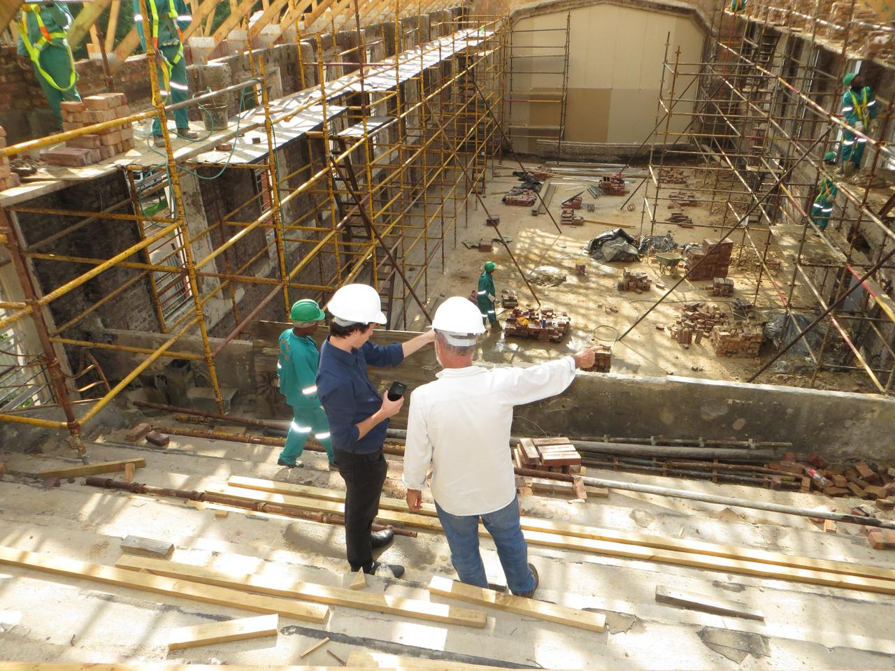 Construction management services help keep your project on cost, on time, and the highest quality.