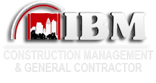 IBM Construction Managment and General Contractor Logo