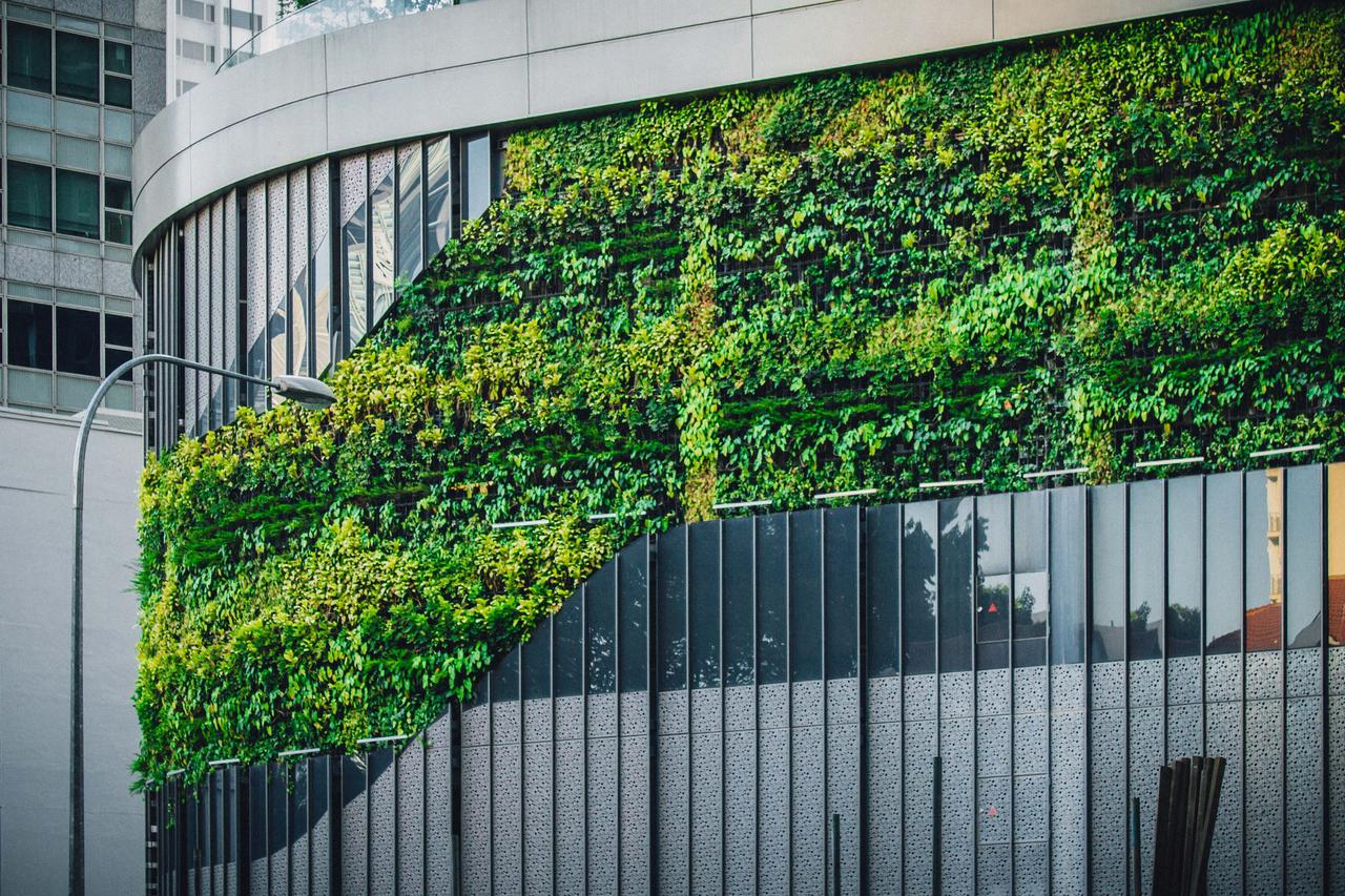 Energy efficient construction methods.