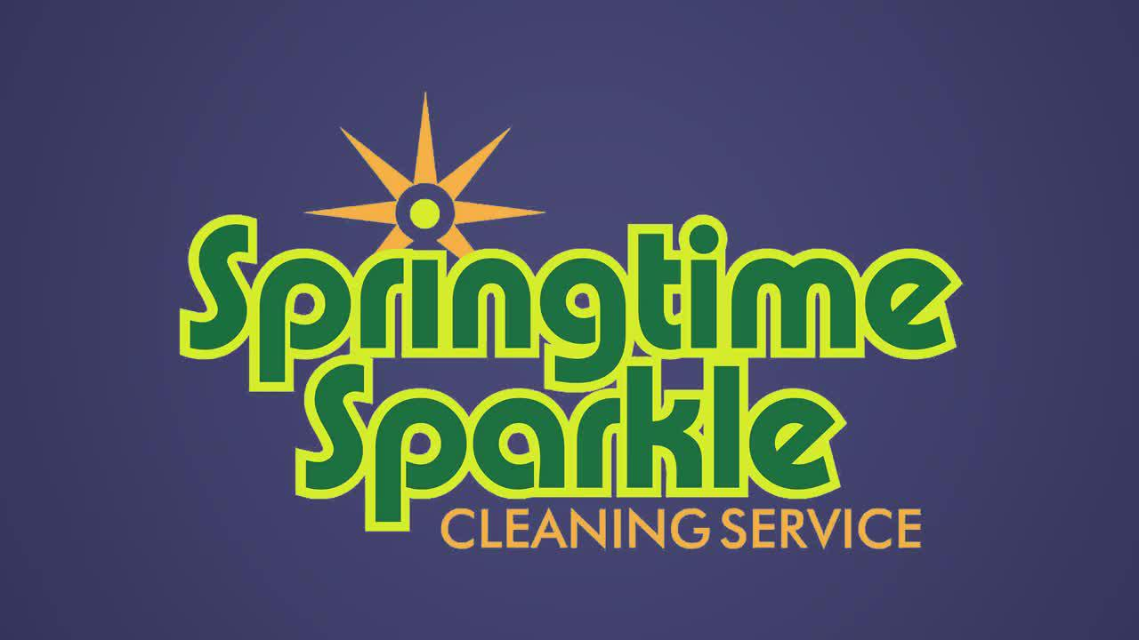 Springtime Sparkle Cleaning Service