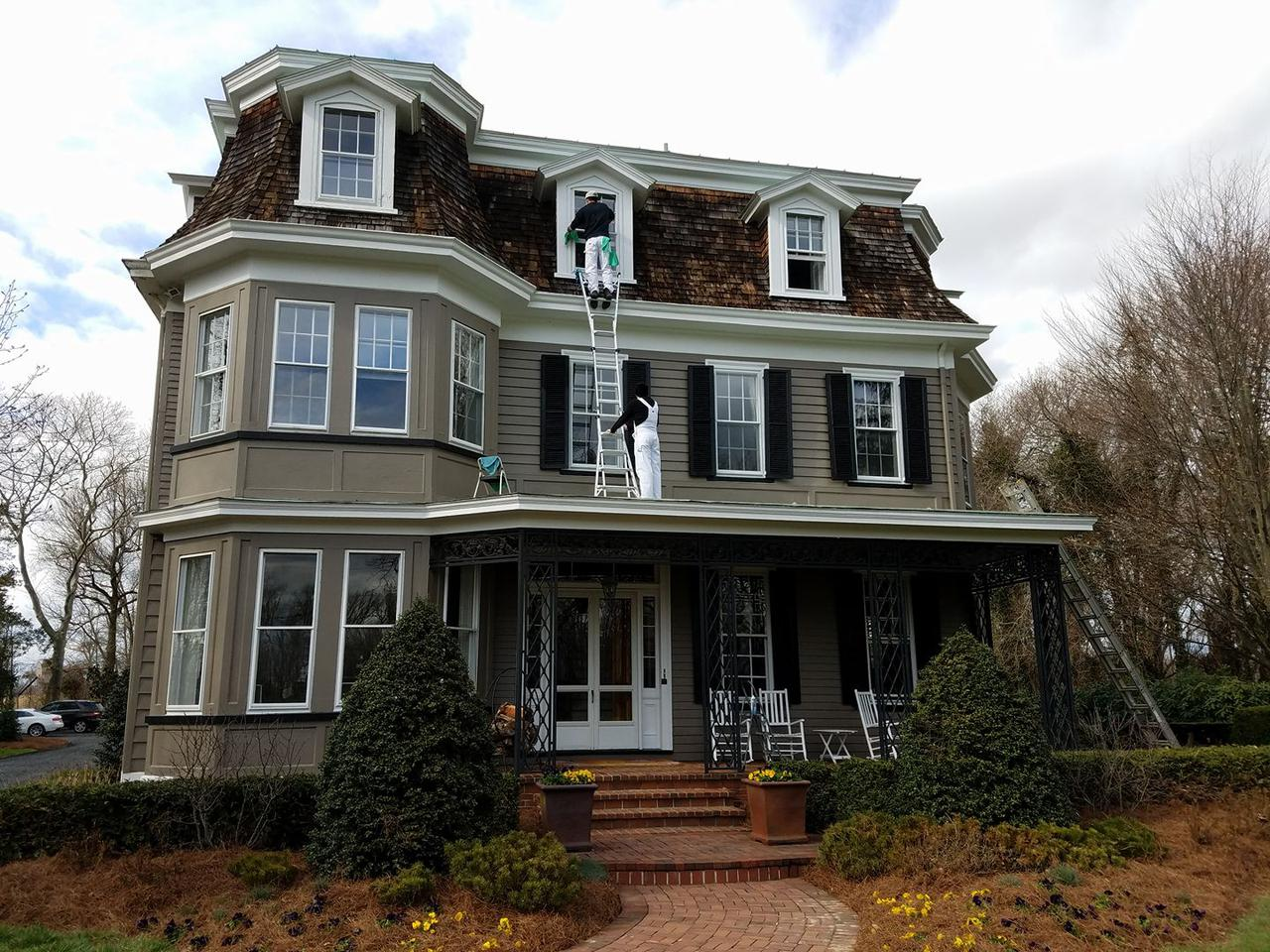 window cleaning new jersey