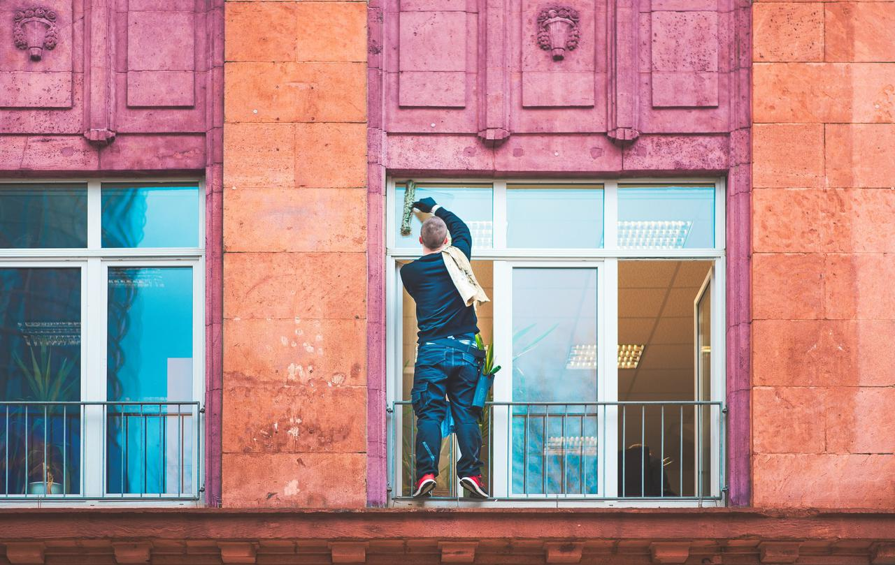 Window cleaning services provide numerous benefits for your business.