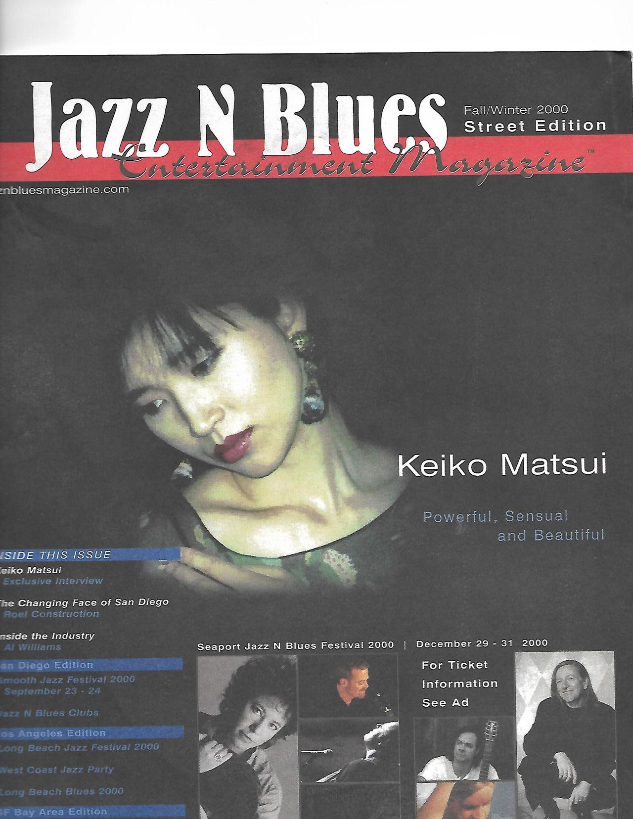 MAGAZINE COVER #6   KEIKO MATSUI.jpg