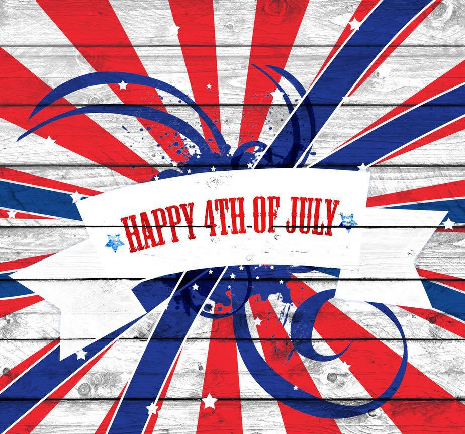 Wishing All A Happy 4TH OF JULY!