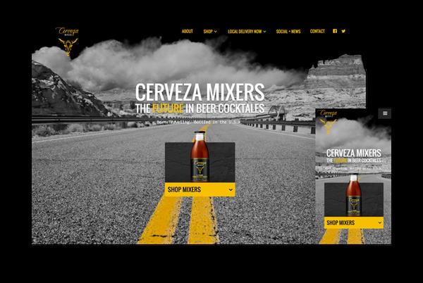 Cerveza Mixers