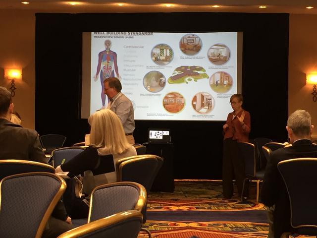 Healing environment design and interior design speakers