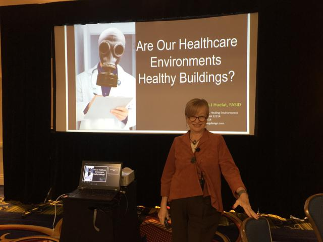 Healing design provides human centric design solutions