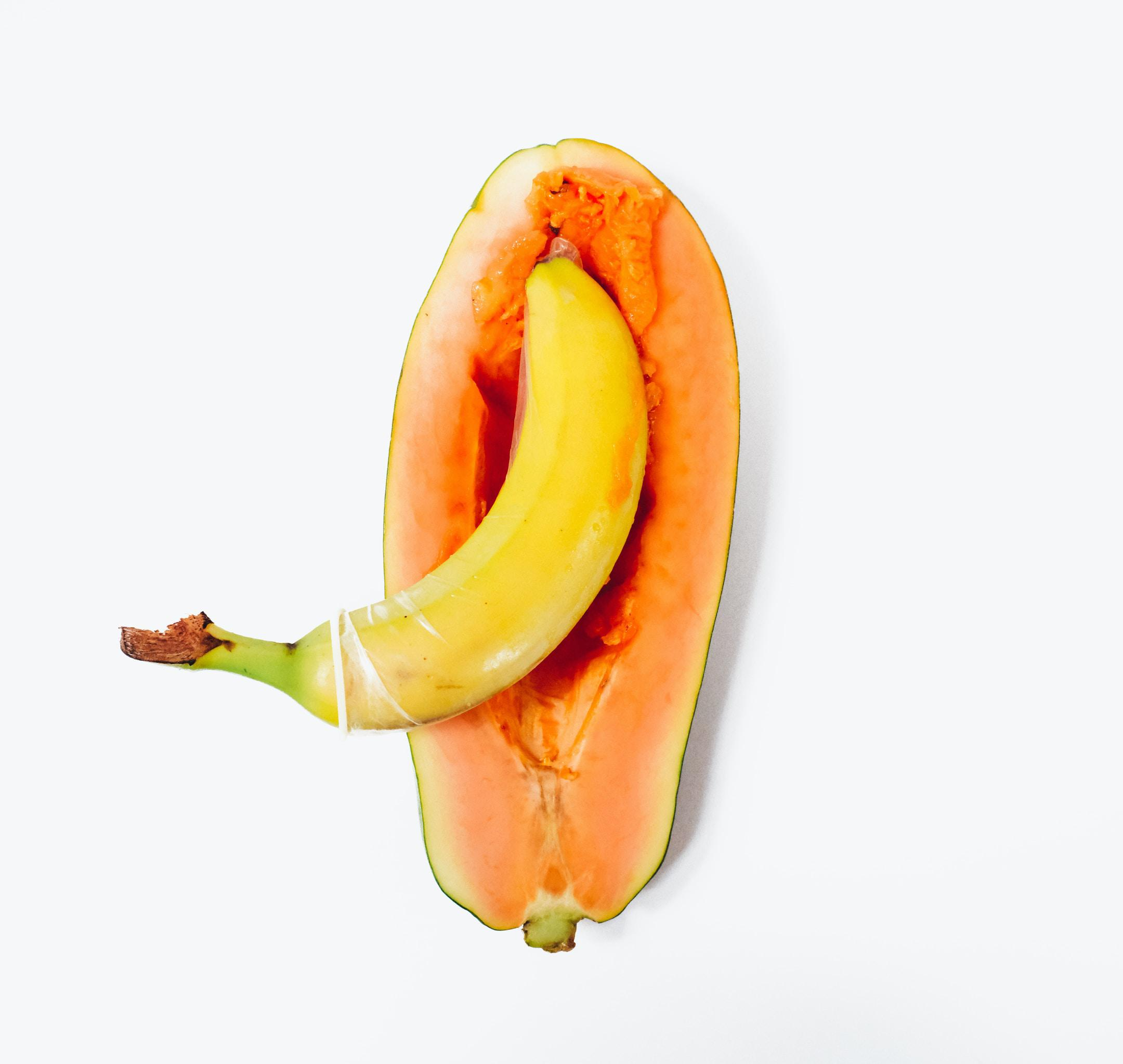 Sex Education: Banana and Papaya