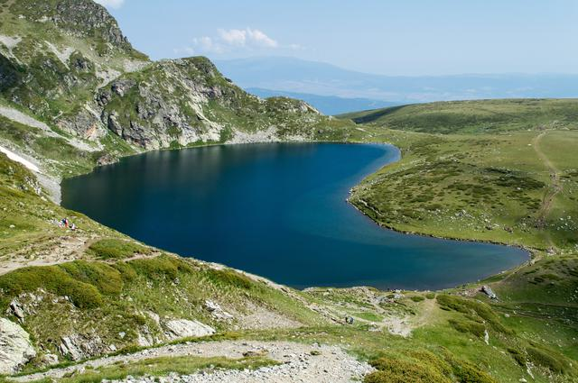 Hike to Rila lakes in Bulgaria