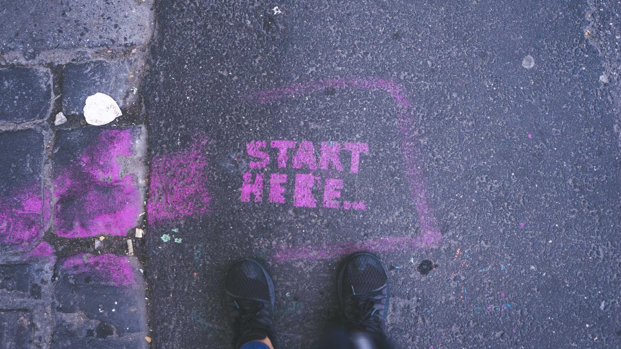 Start here...