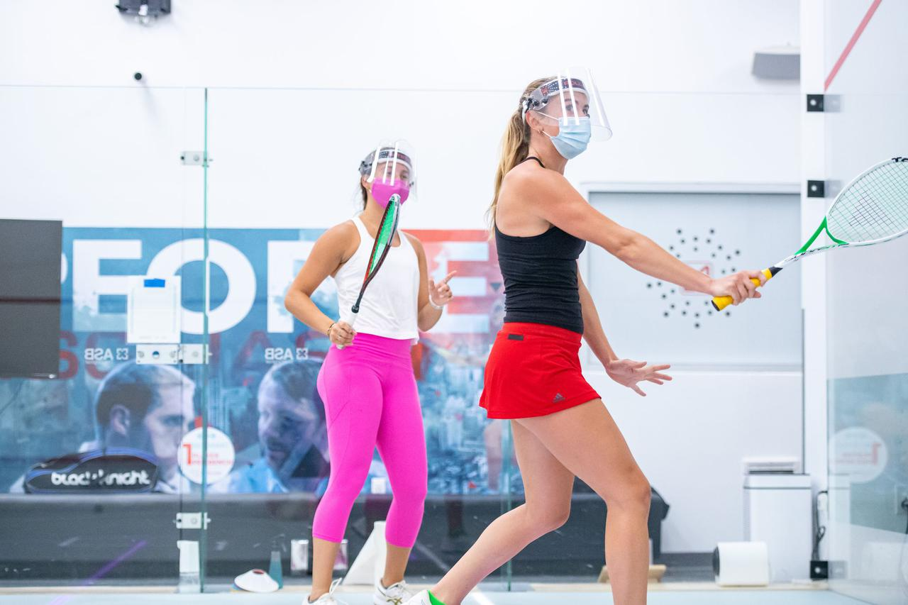 This is an image of our Westchester Squash Academy.