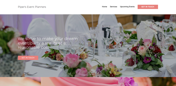 Piper's Event Planners