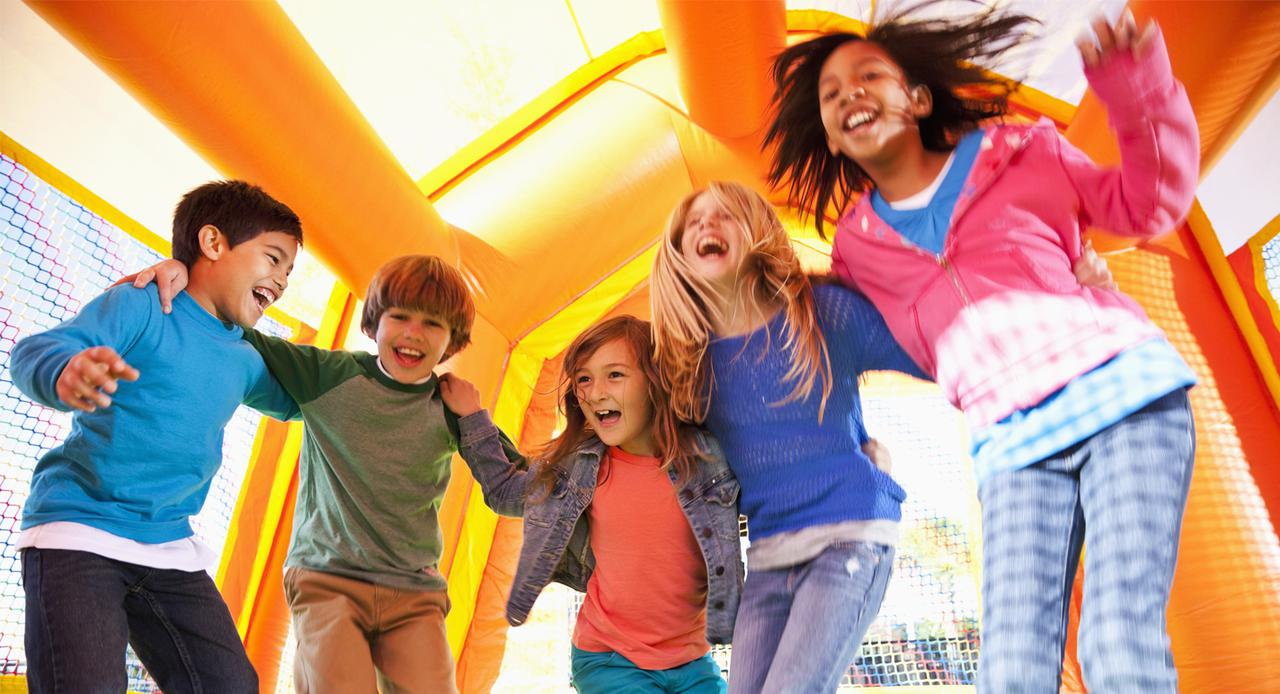 Ultimate Boom Party Rental serves Wayne County, Oakland County, and Macomb County for all your party and bouncy house rental needs.
