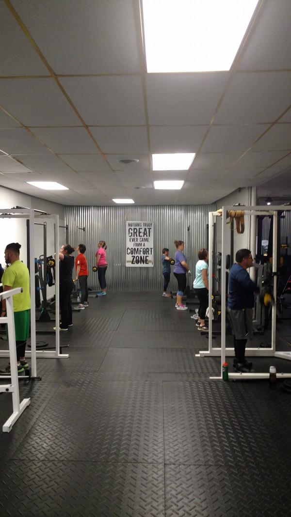 Group Fitness - Metabolic Cross Conditioning