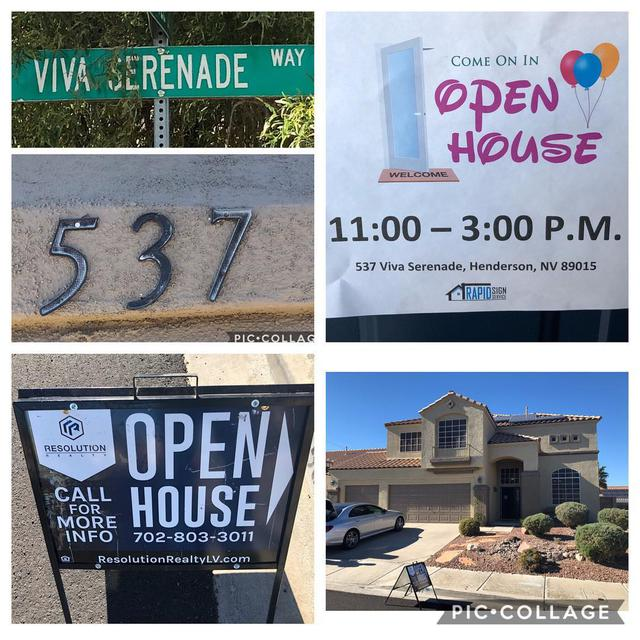Check out Open House listing! Today from