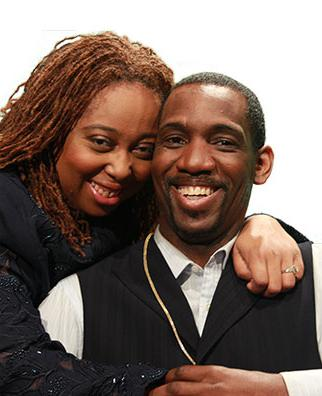 Leaders Bishop Daryl Harris and Pastor Wytrice Harris