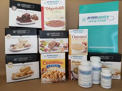 Protein Pantry products are tailor-made solutions empowering you to thrive both personally and professionally.