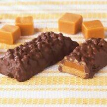 Caramel Crunch Bar
