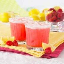Lemon Razzy Drink
