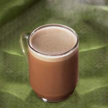 Irish Cream Hot Chocolate