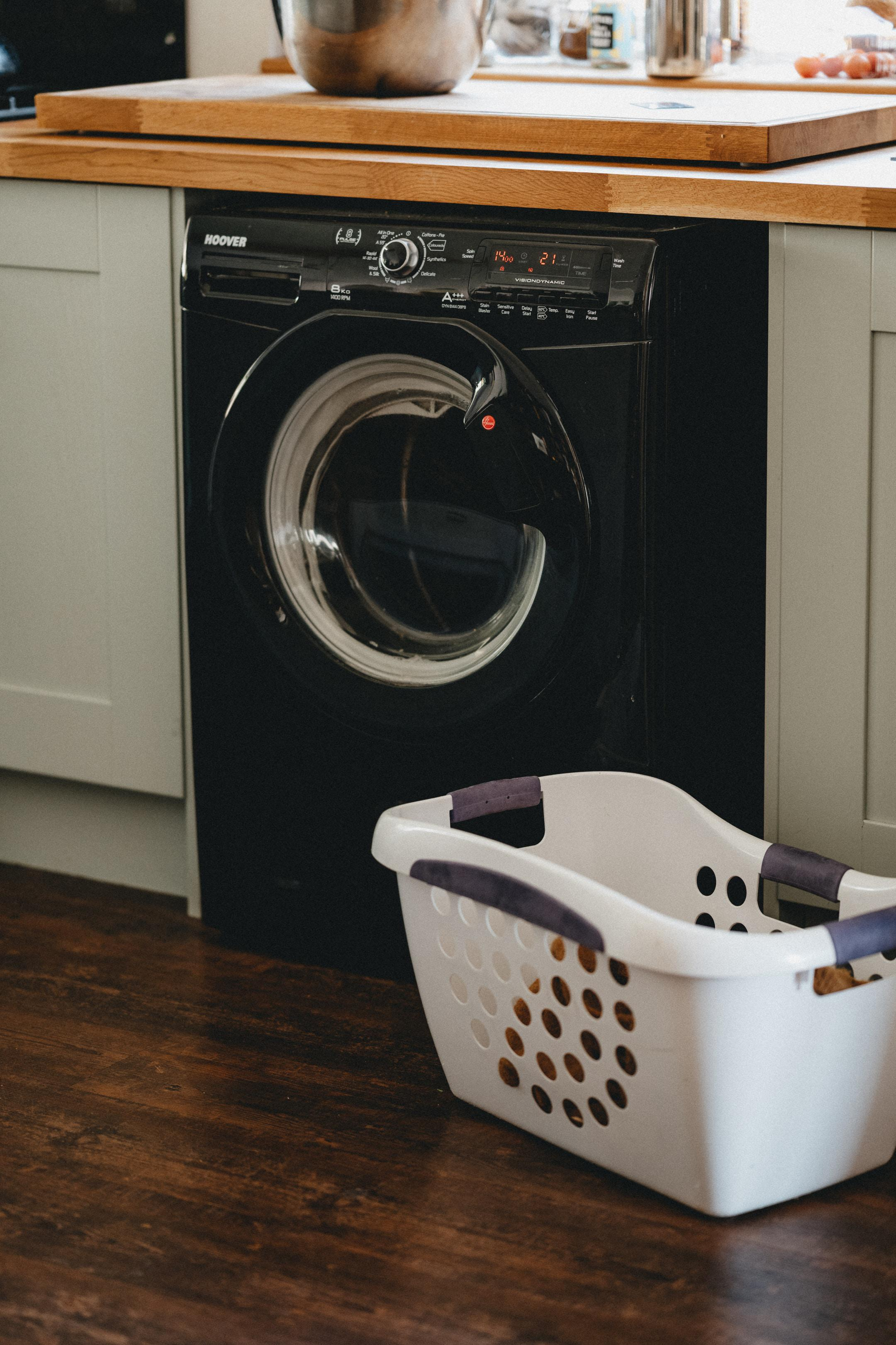 In-home laundry services in Vancouver.