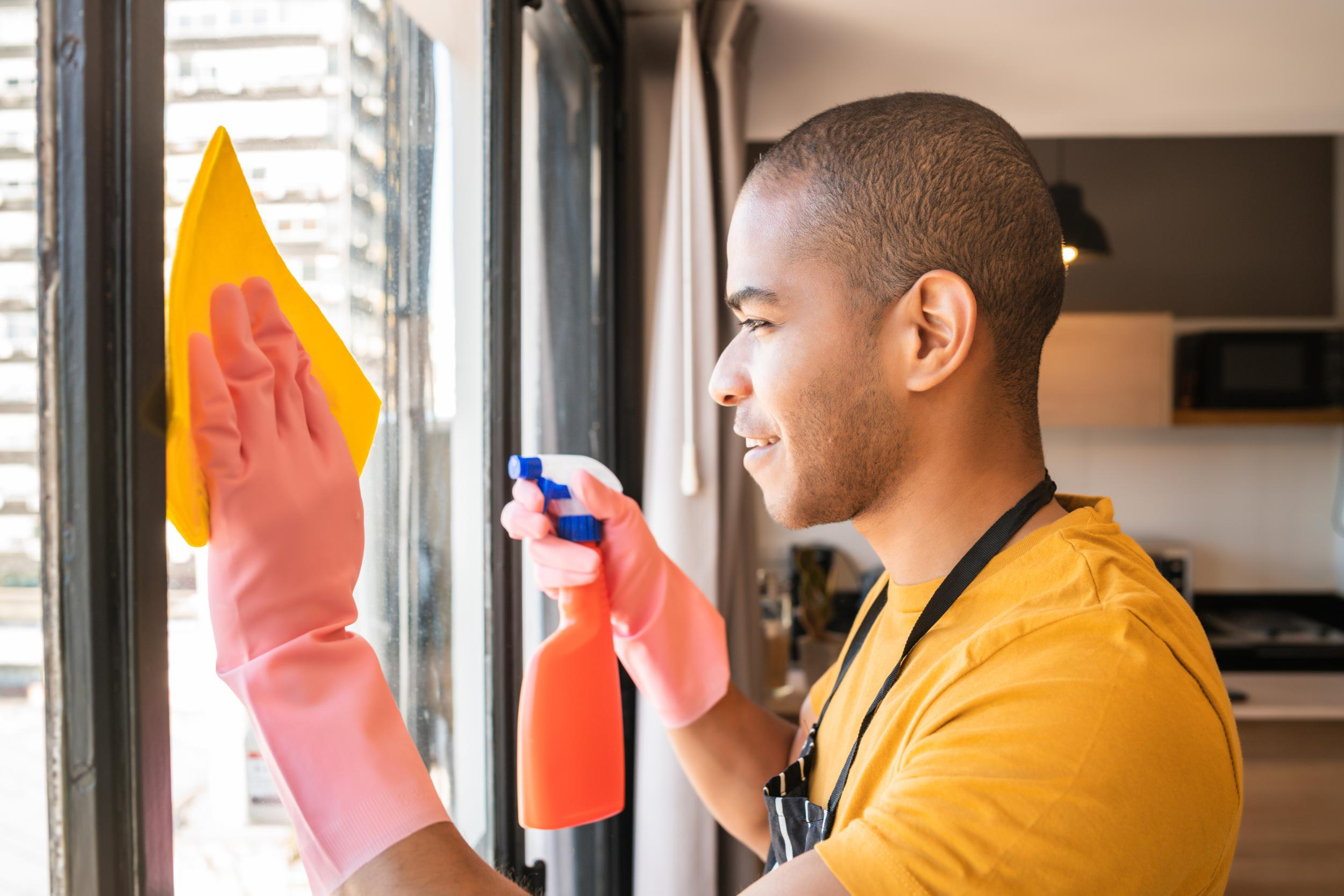 Vancouver condo strata cleaning services.