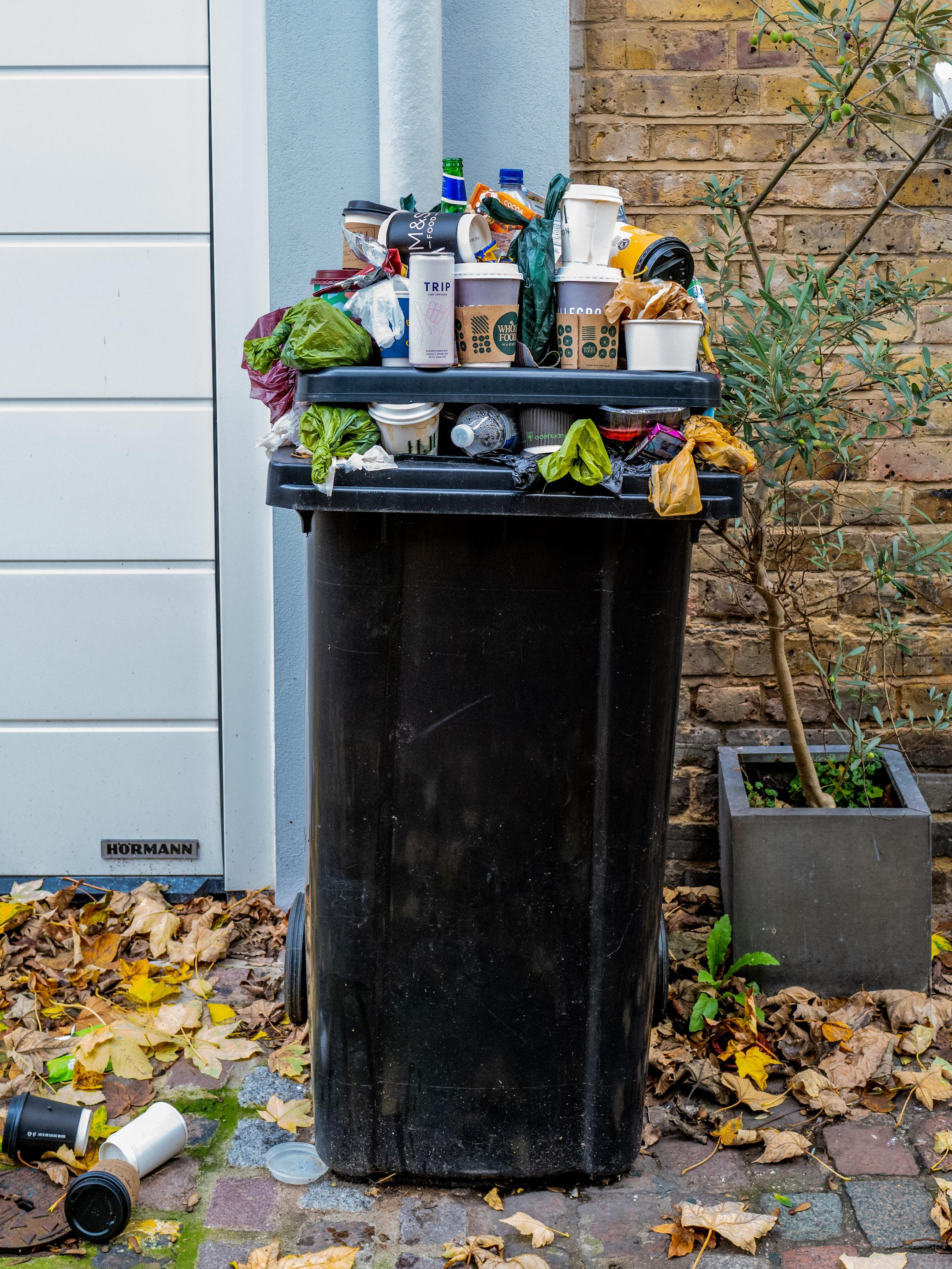 Vancouver residential garbage removal service.