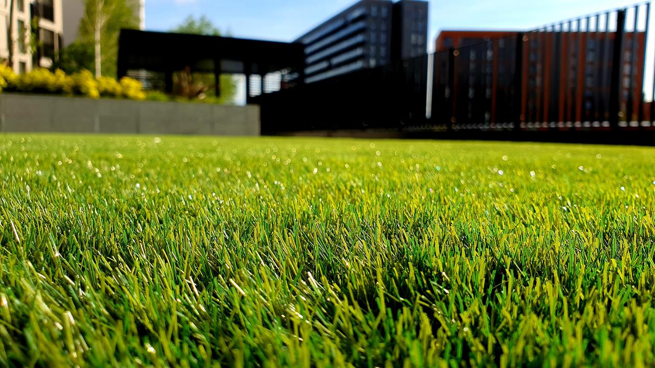 Vancouver lawn mowing services.