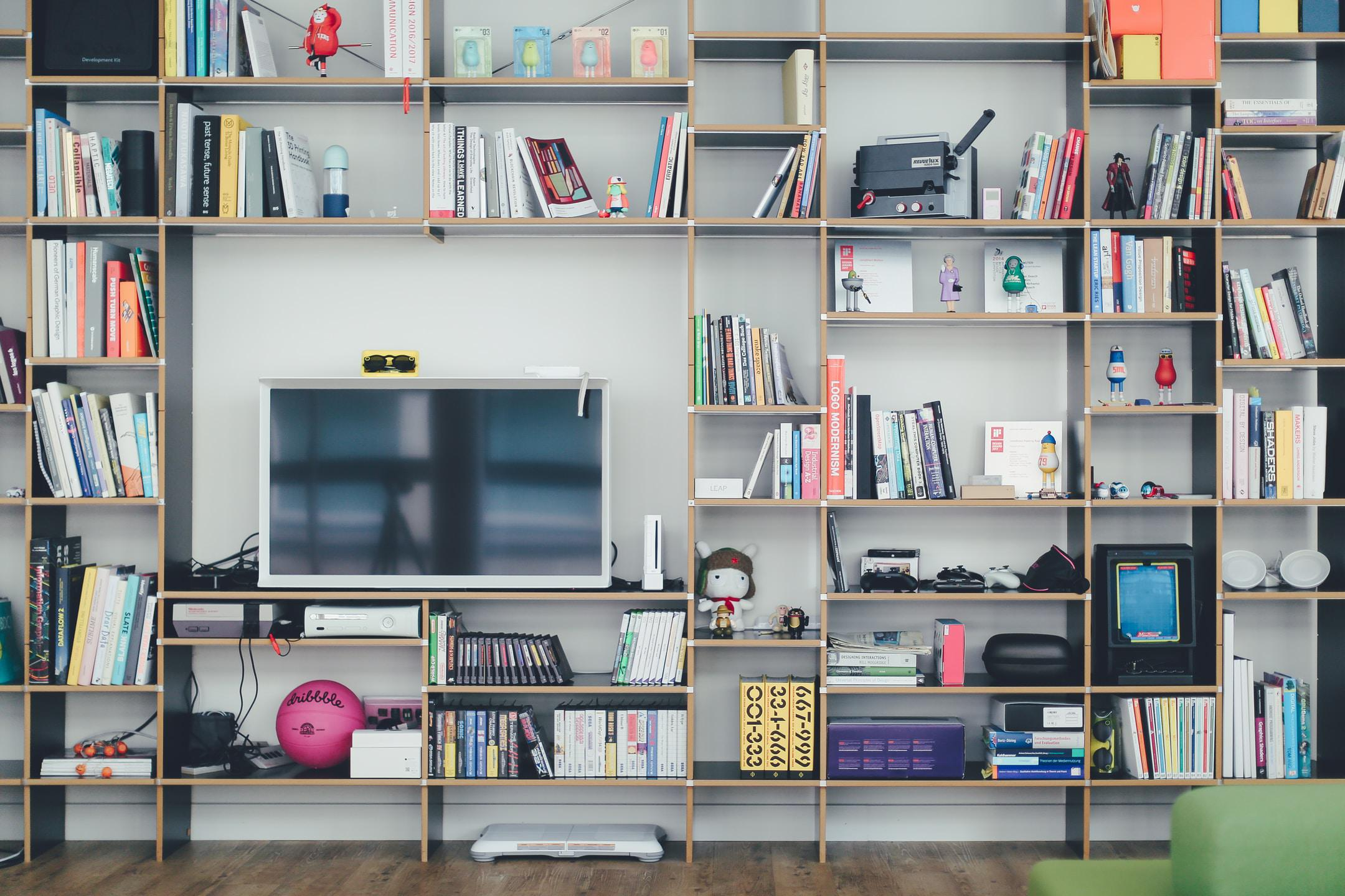 Home organizing services in Vancouver.
