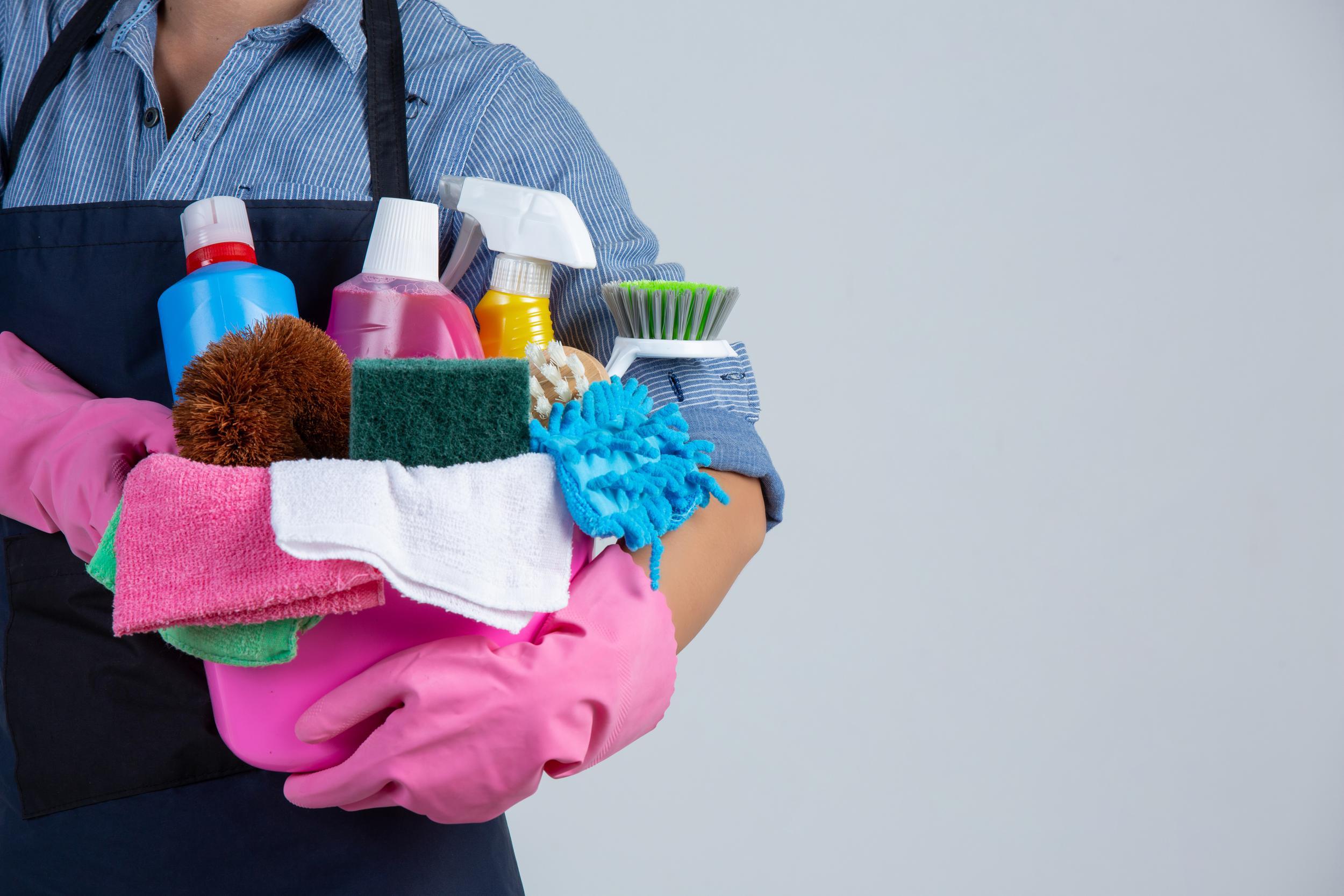 Vancouver residential cleaning services.