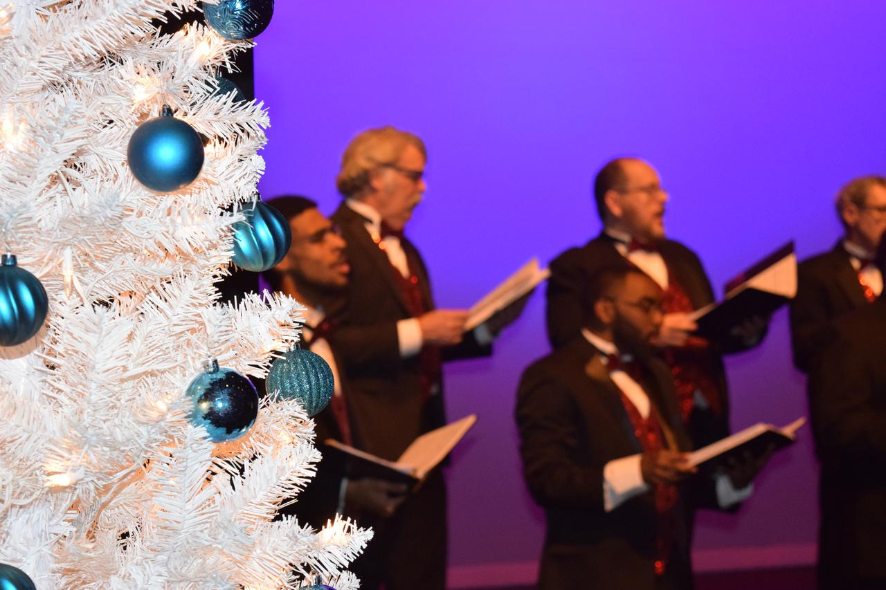 Holiday Concert—dates to come!