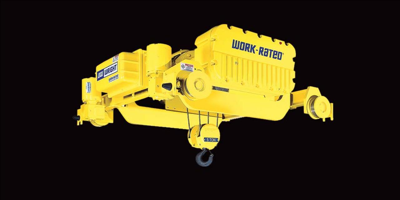 T&M Cranes - Indiana Hoists ProductsT&M Cranes