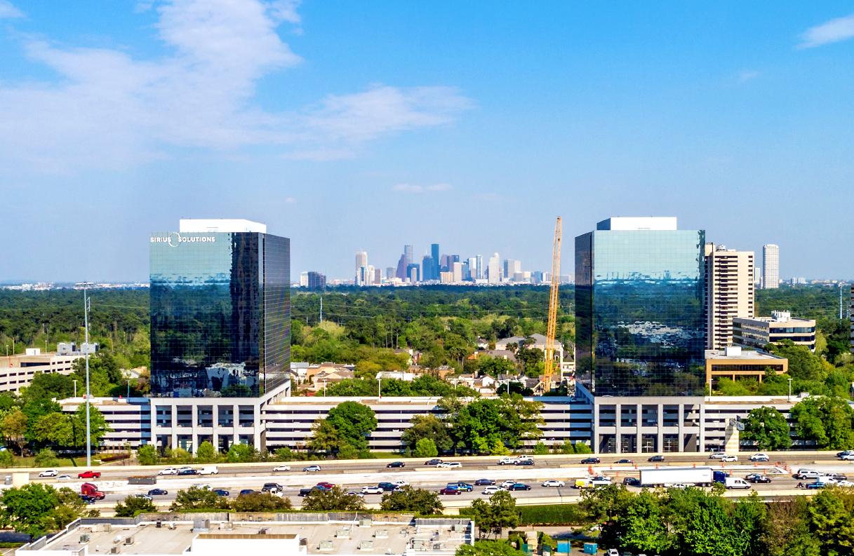Park Towers, Houston, TX