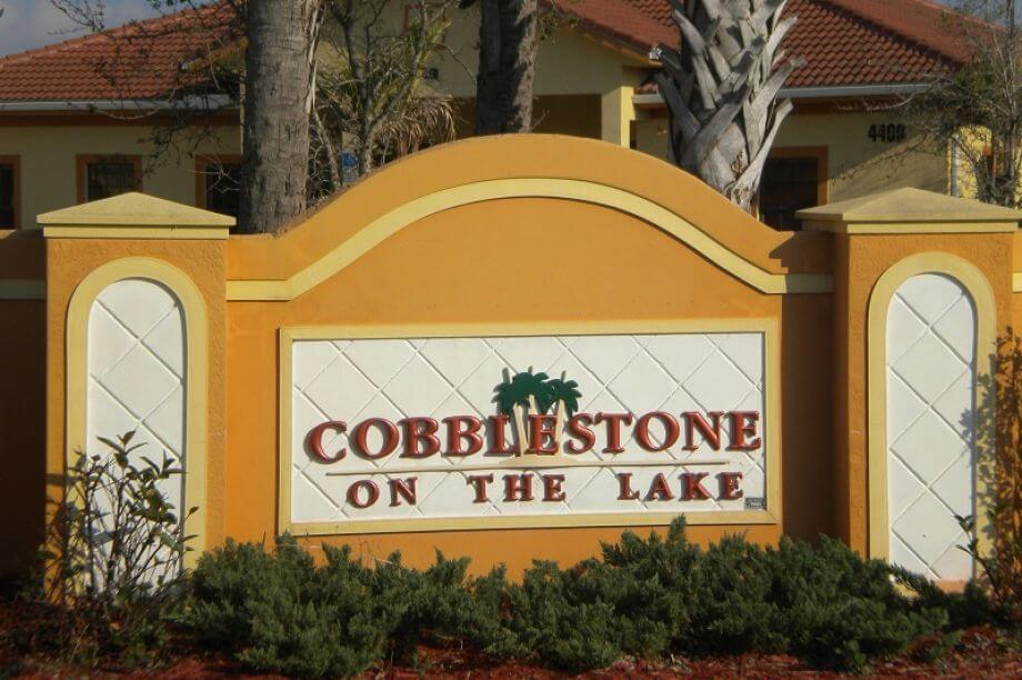 Cobblestone on the Lake, Fort Myers, FL