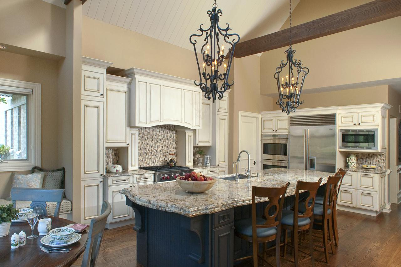 general contractor high end remodeler