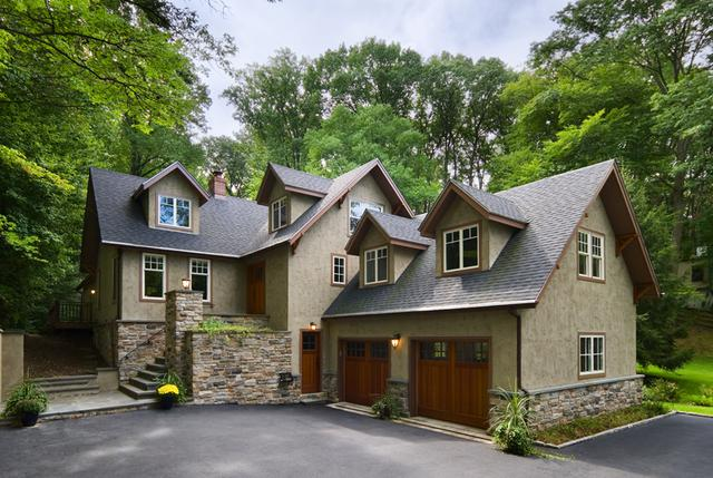 The home renovations in this image were completed by Philadelphia's top general contractor
