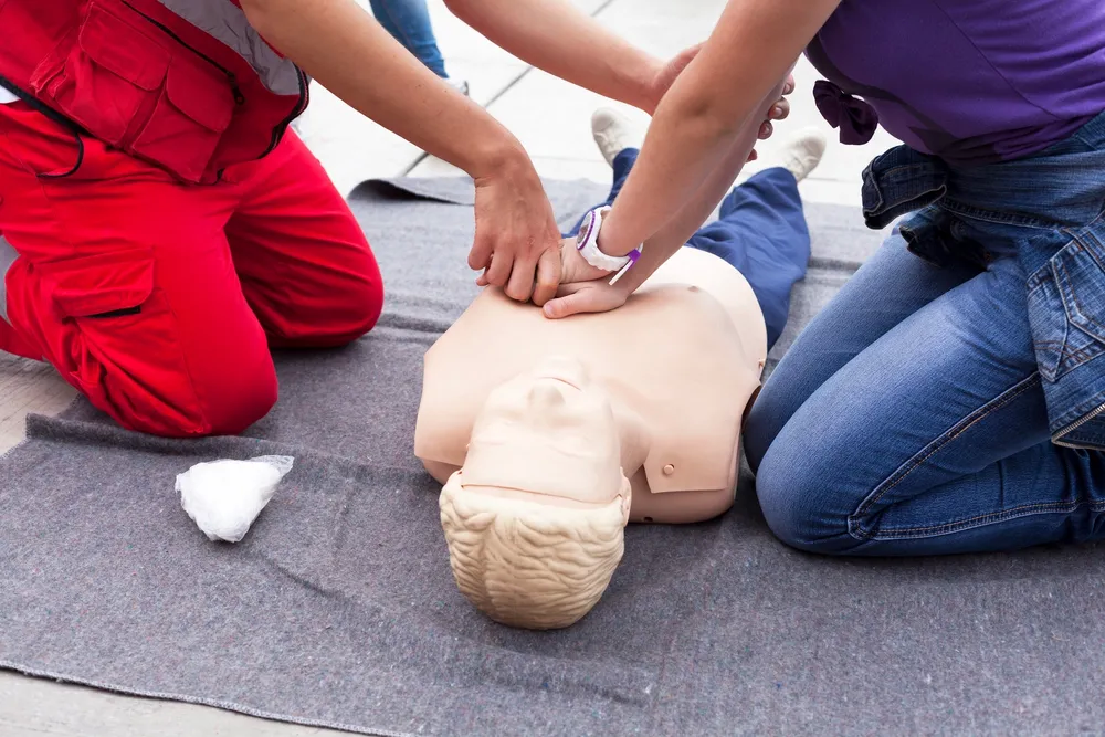 New England Training Solutions CPR Training in person