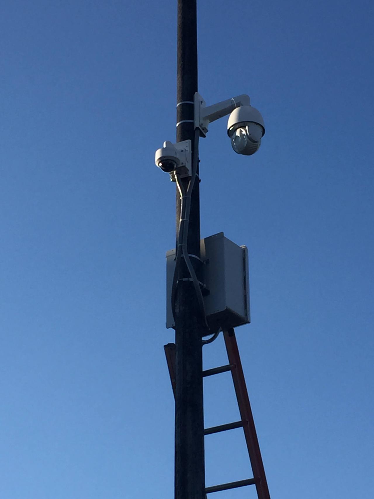 security camera bohemia, ny