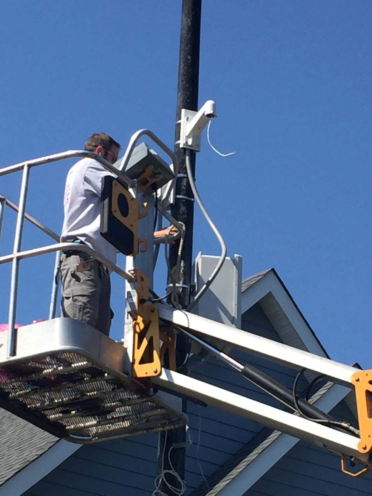 security camera installation nassau county