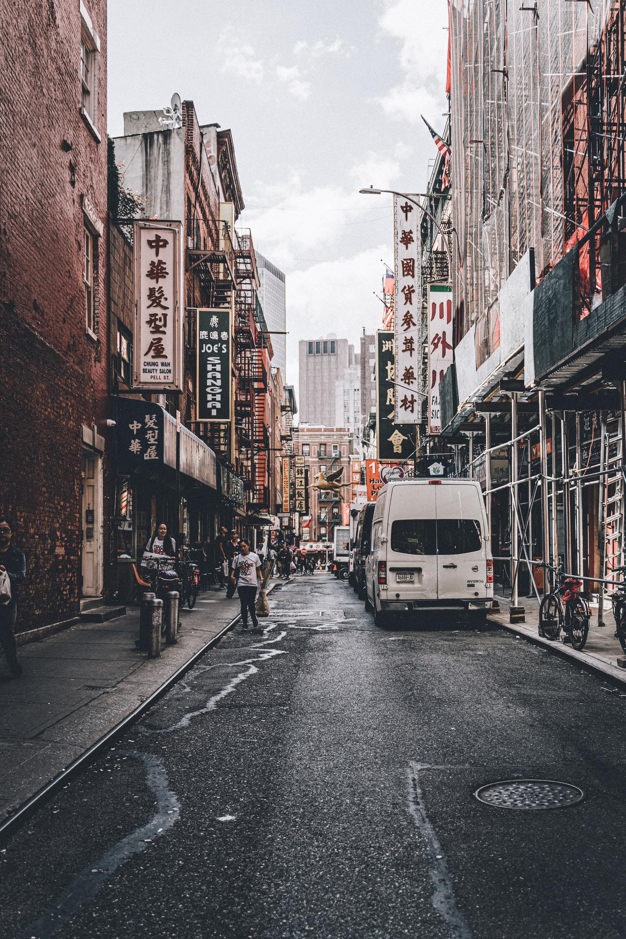 Take a walking Chinatown tour to get to know the neighborhood in a totally new way.