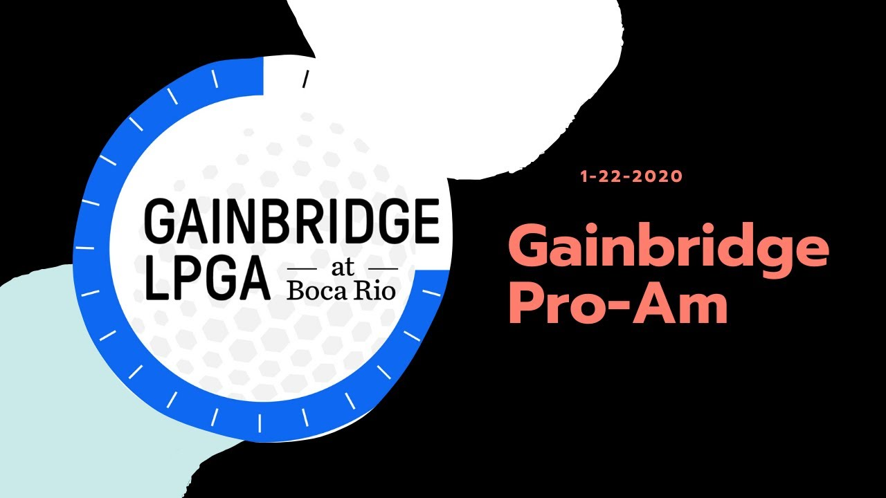 Boca Rio - Gainbridge - Day 4 - Pro Am