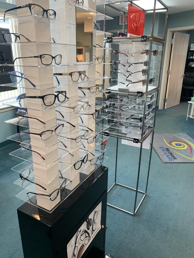 bellmawr eye care glasses frames wall 4