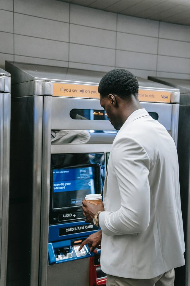 Store has its own machine after meeting ATM installation requirements.