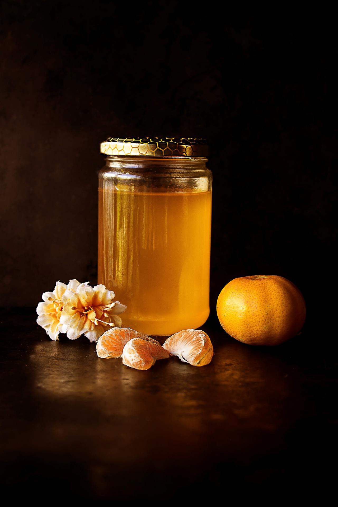 Honey and Clementines