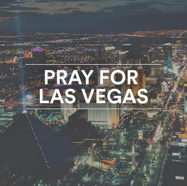 We are saddened by the horrific events in Las Vegas