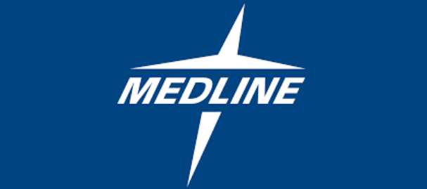 Medline is one of our silver sponsors.