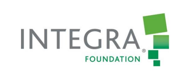 The Integra Foundation is a bronze sponsor.