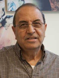 Aziz Ghahry, MD and PhD, has proven to be an invaluable asset at our wound care trade shows.
