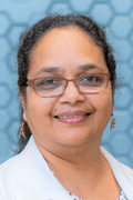 Sashwati Roy, PhD, has put in the hours to cement herself as one of the most valuable assets to any wound care conference in 2021.