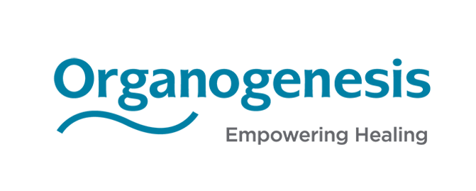 Silver sponsors like Organogenesis are the engine for the success of our wound care seminars!
